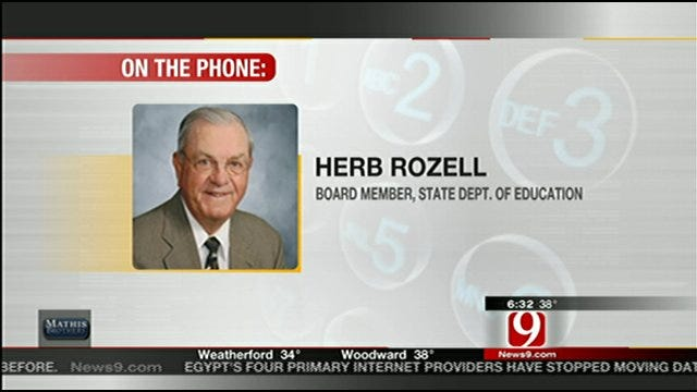 WEB EXTRA: Retired State Senator Herb Rozell Talks About His Comments With News9's Robin Marsh