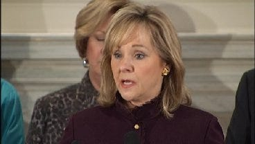 Governor Mary Fallin Responds To Heated Board of Education Meeting