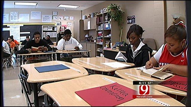 Douglass Middle High School Going Through Teacher Transformation