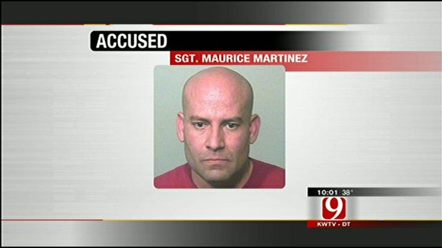 Victim's Family Says Molestation Accusations Against OKC Police Officer Untrue