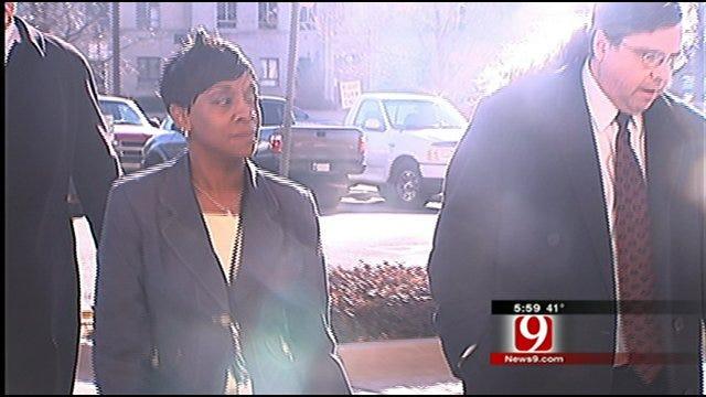 Oklahoma Judge, Husband Surrender To Authorities