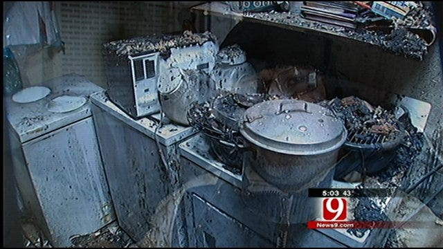 Smoke Detector Wakes Disabled OKC Couple To Safety