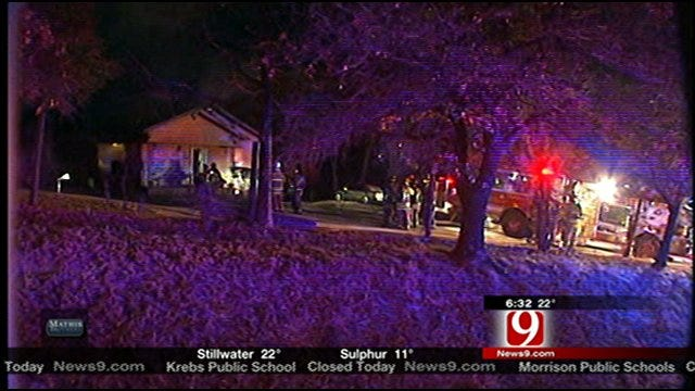 Couple Escapes House Fire Thanks To Smoke Detector