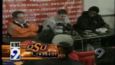2001: Eddie Sutton, OSU Players Speak About Tragedy (Long Version)