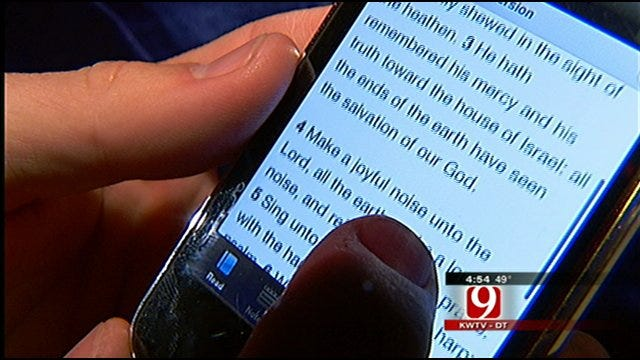 Bible App For Smart Phones