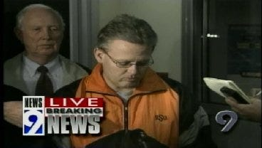 2001: OSU Holds News Conference, Reveals Names Of Those On Plane