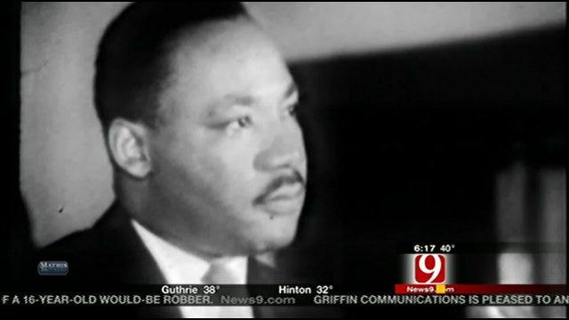 Oklahoma Celebrates Martin Luther King Day