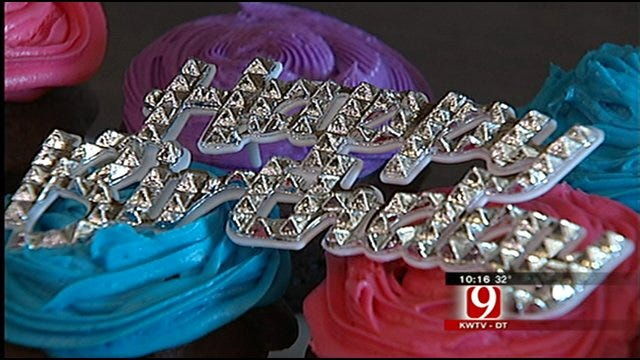 Volunteers Making Oklahoma's Foster Children's Birthdays A Special Day