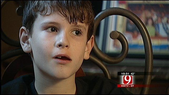 9-year-old Raising Money To Help Pay For Mom's 'Cancer Bills'