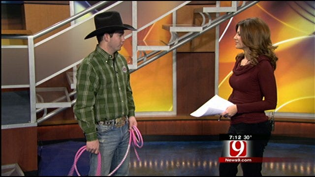 Trick Roper Austin Stewart Shares About Learning From Great Will Rogers