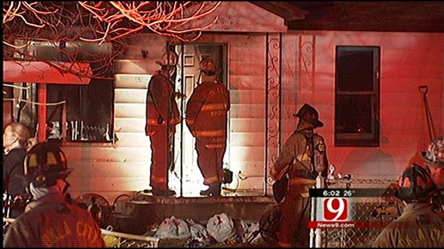 Fatality Fire Investigated In Southwest Oklahoma City