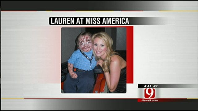 News 9's Lauren Nelson Shares Special Moments From This Year's Miss America Competition