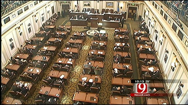 House Leaders' Spending Of Millions Questioned
