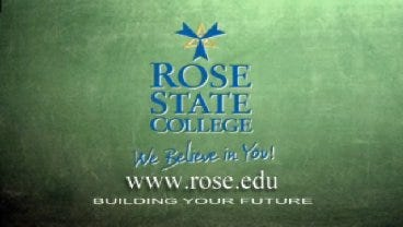 Building Your Future: Rose State