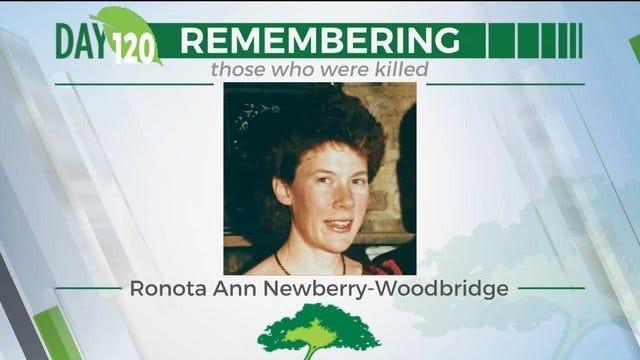 168 Day Campaign: Ronota Ann Newberry-Woodbridge