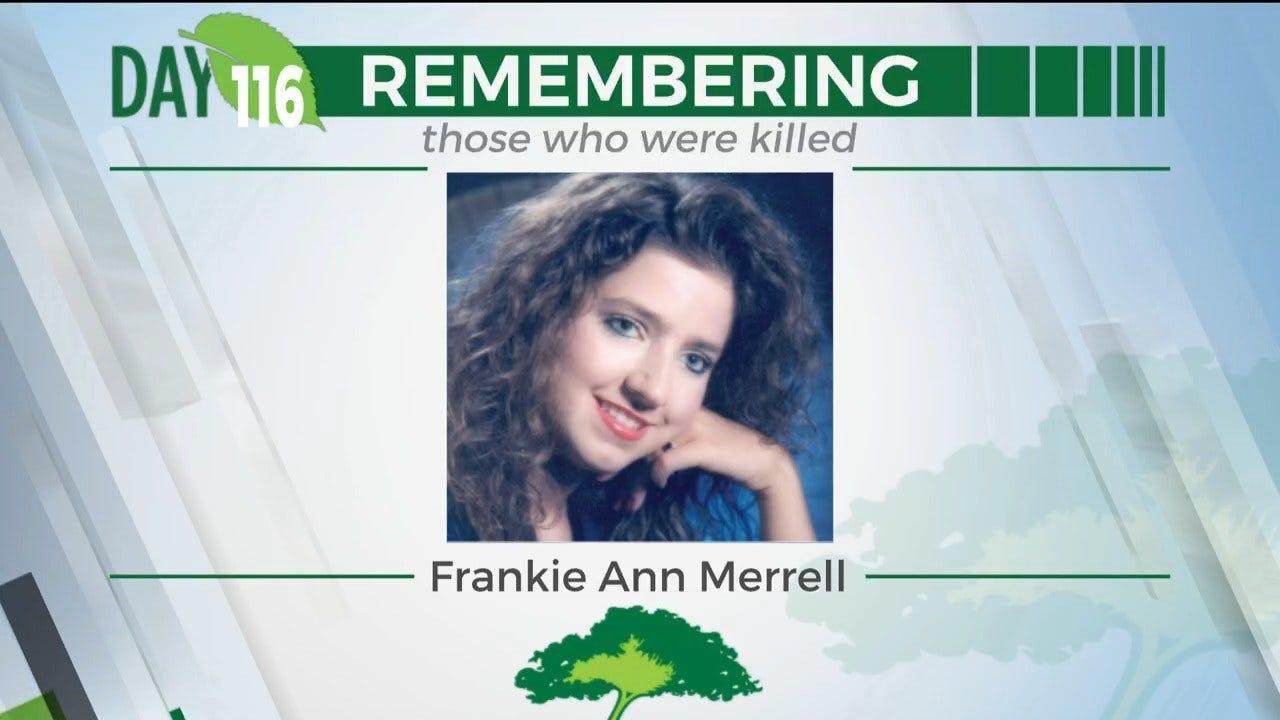 168 Day Campaign: Frankie Ann Merrell