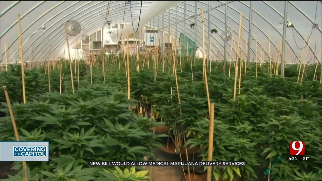 New Bill Would Allow Medical Marijuana Delivery Services