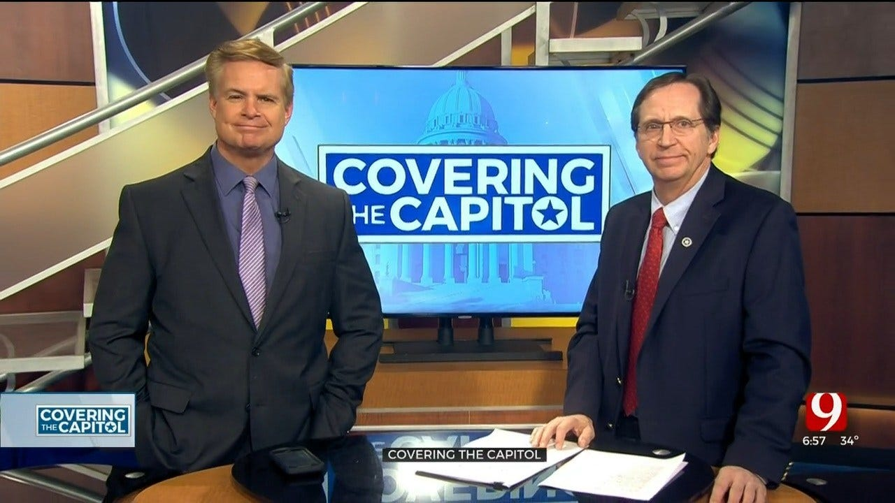 Covering the Capitol: Attempt To Do Away With Permitless Carry