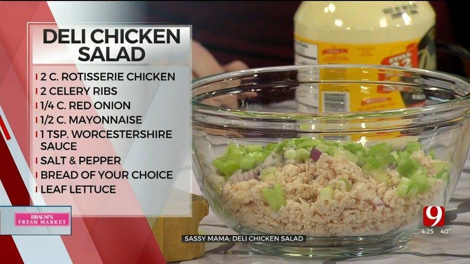 Deli Chicken Salad
