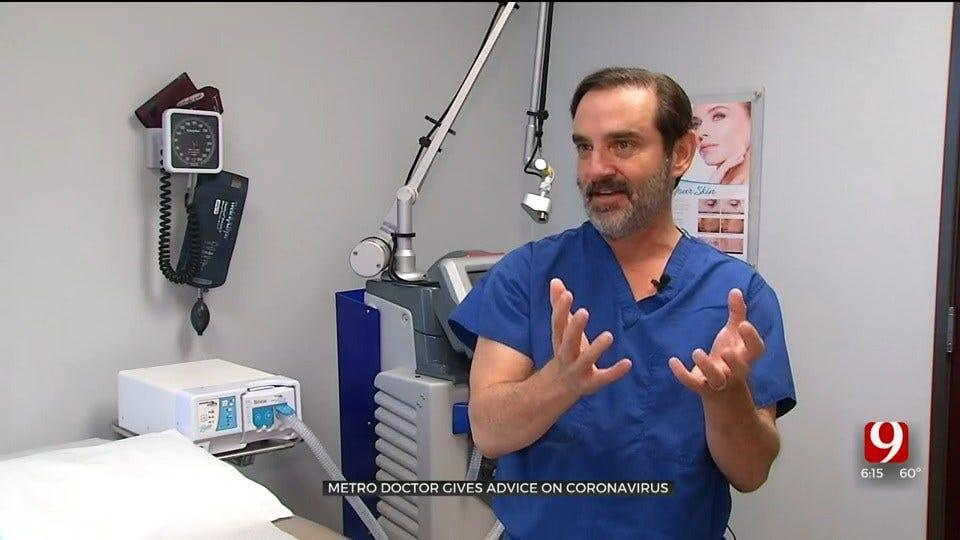 Oklahoma City Doctor Gives Advice On Coronavirus