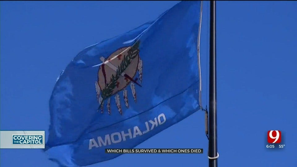 Oklahoma Lawmakers Ax Thousands Of Bills