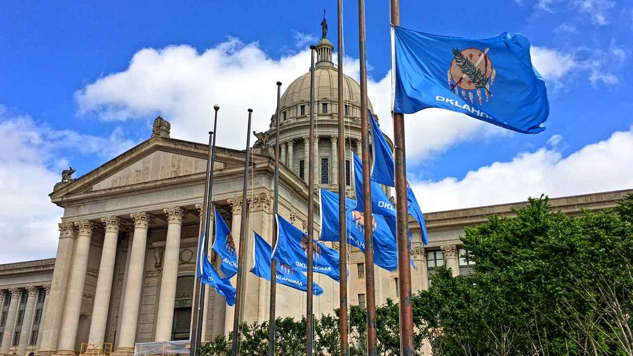 Capitol Week In Review: Bill To Prevent Okla. Communities From Passing Red Flag Laws Passes 1st Hurdle