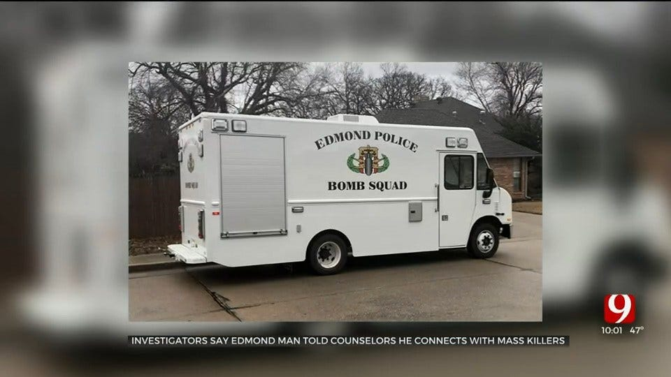 UCO College Student Suspended For Alleged Bomb Threats Made Against 2 Edmond High Schools