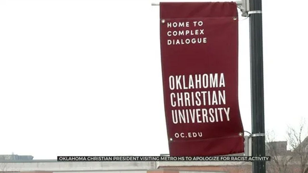 OC University Recruiter Fired For Using 'Racist Activity' At OKC High School