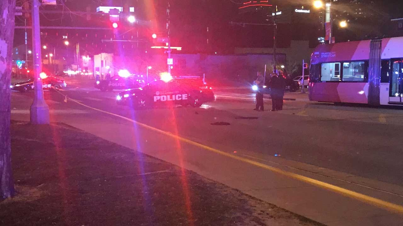 One Person Hit By Car In Bricktown