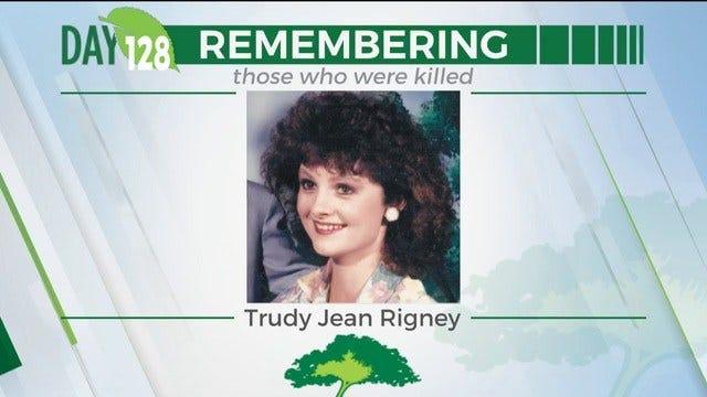 168 Day Campaign: Trudy Jean Rigney