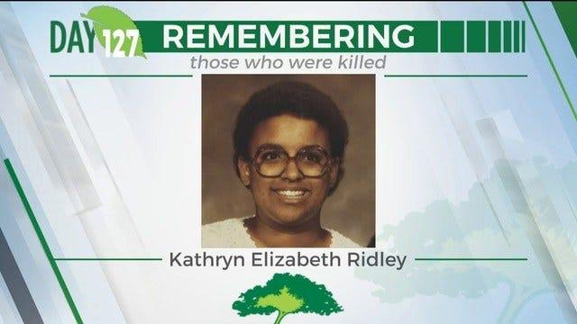 168 Day Campaign: Kathryn Elizabeth Ridley
