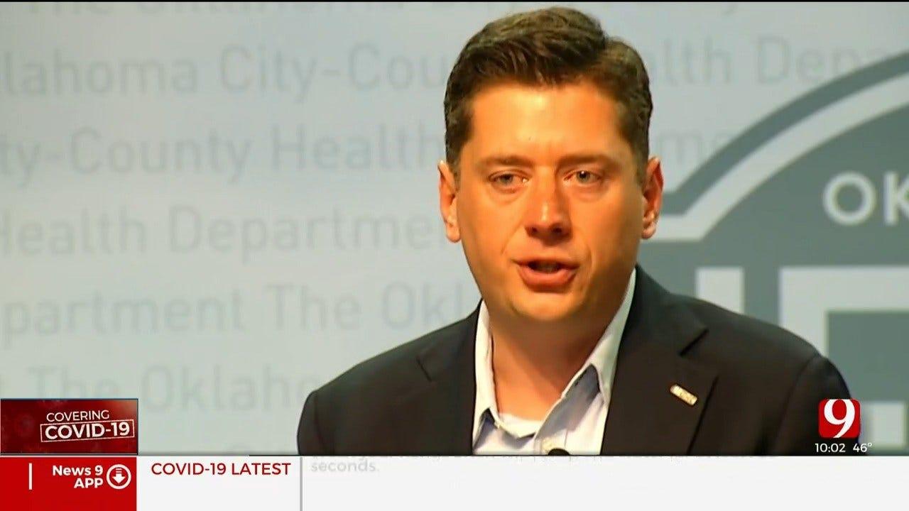 State Of Emergency Declared In Oklahoma City Due To Coronavirus