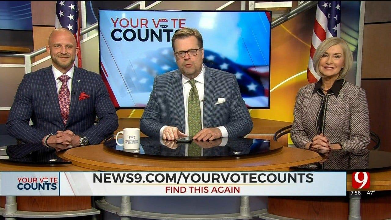 Your Vote Counts: Super Tuesday, Oklahoma Preparedness