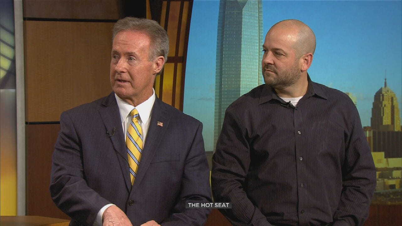 The Hot Seat: Important Issues Concerning Veterans