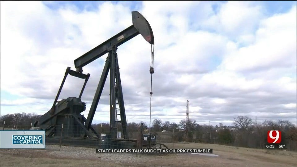 Oil Price War Could Have Impact On Oklahoma