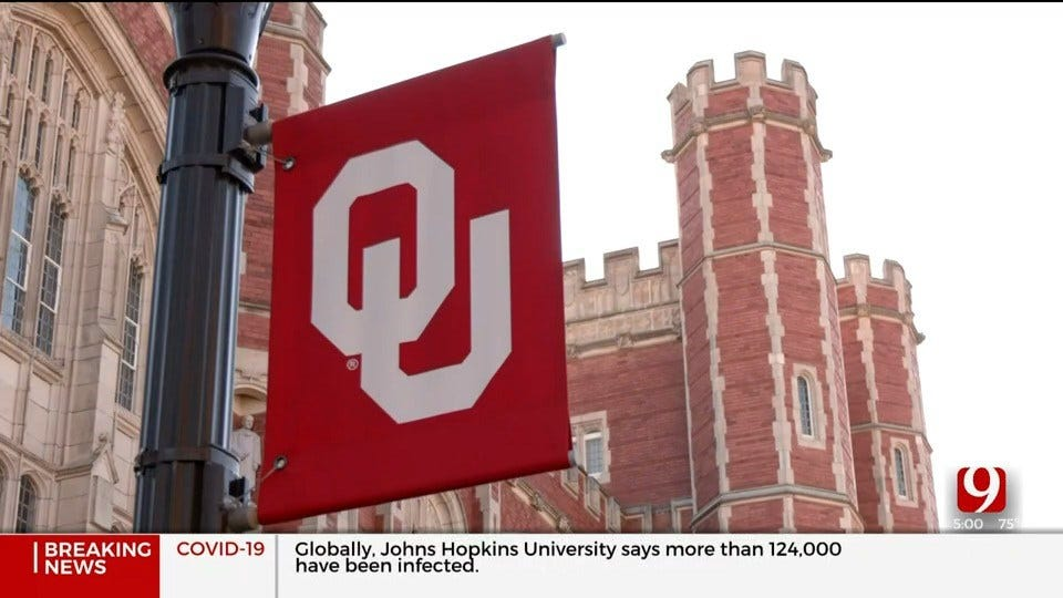 Oklahoma Universities Consulting Governor On Coronavirus Contingency Plans