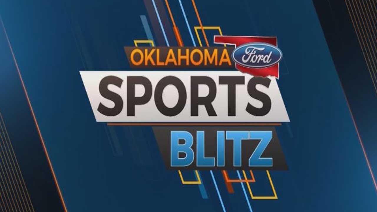 Oklahoma Ford Sports Blitz: March 8