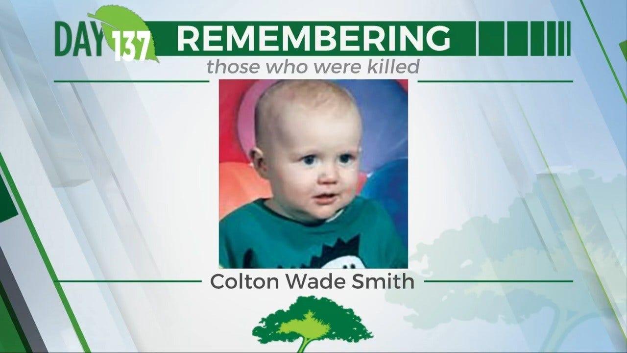 168 Day Campaign: Colton Wade Smith