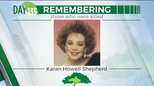 168 Day Campaign: Karan Howell Shepherd