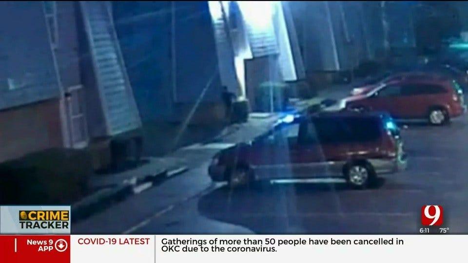 Oklahoma City Police Investigate Serial Burglar, Suspect Accused Of Sexual Assault