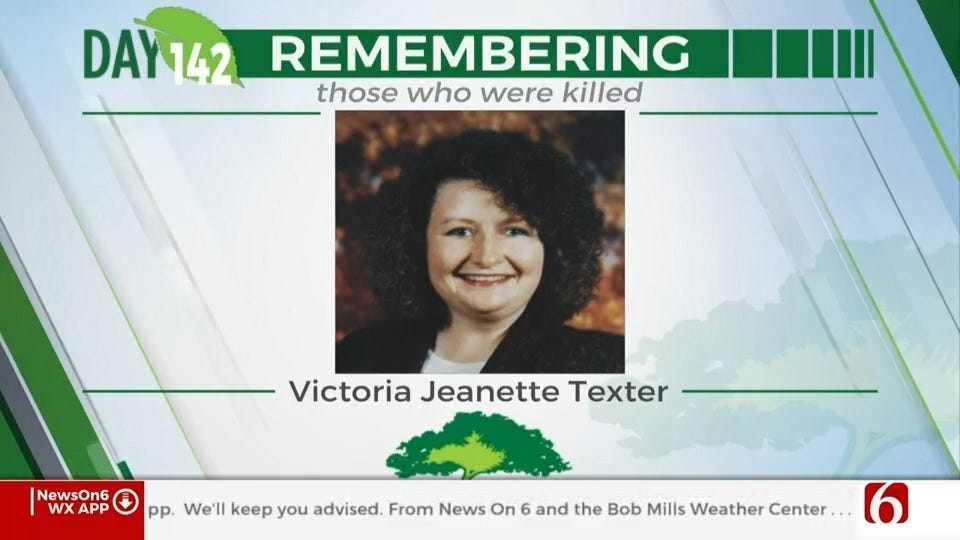 168 Day Campaign: Victoria Jeanette Texter