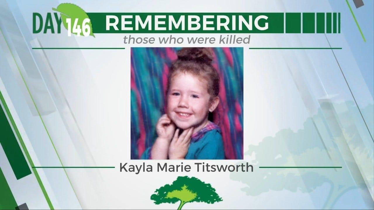 168 Day Campaign: Kayla Maris Titsworth