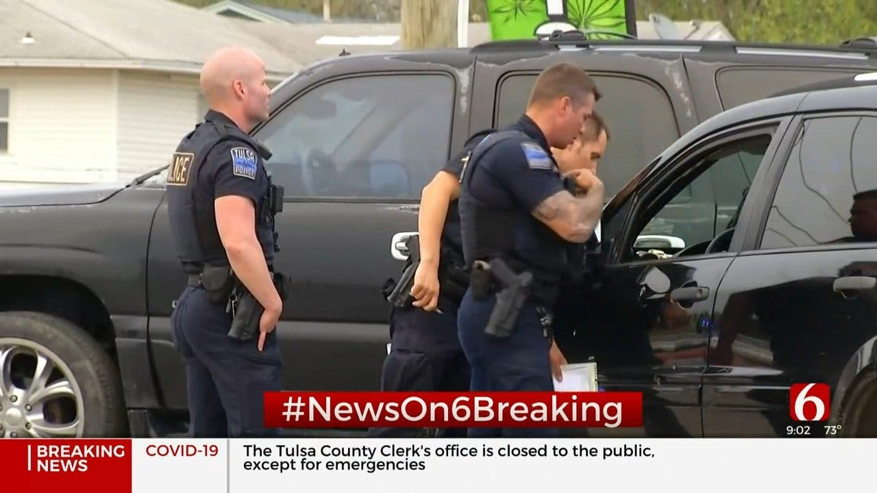 Tulsa Police Investigating After Woman Found Shot Dead Inside SUV