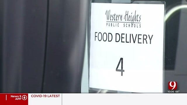 Western Heights School District Faces Criticism After Ending Food Distribution Program