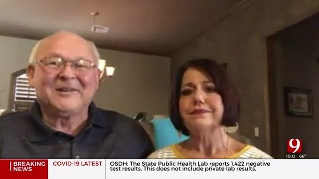 Edmond Couple Says Malaria Drug Helped Them Recover From Coronavirus