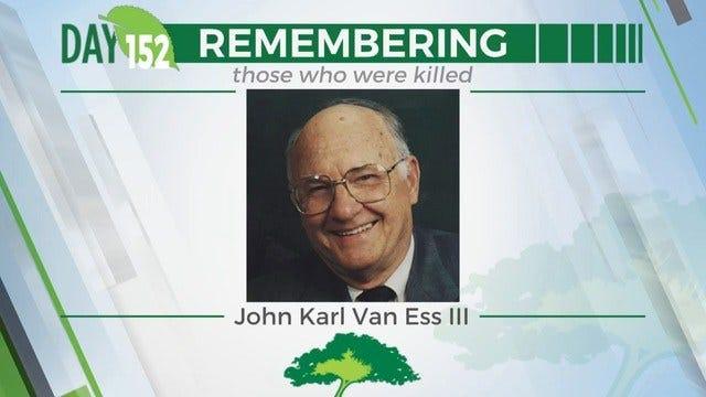 168 Day Campaign: John Karl Van Ess III