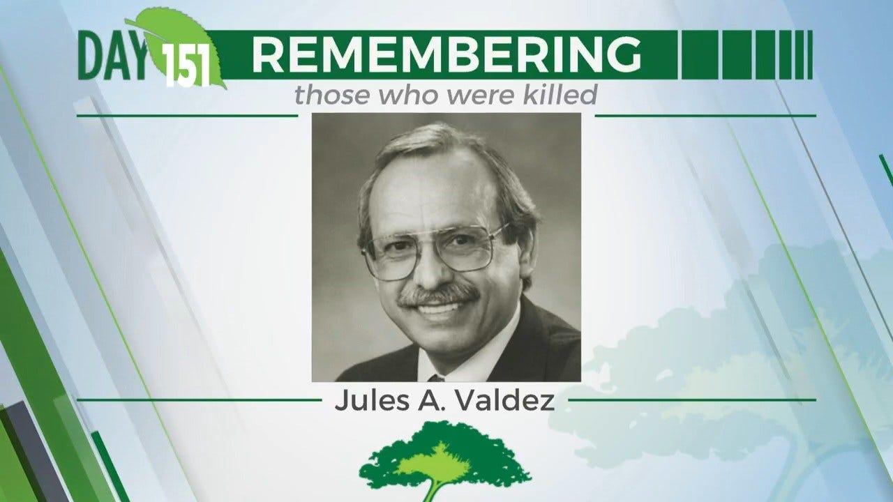 168 Day Campaign: Jules A. Valdez