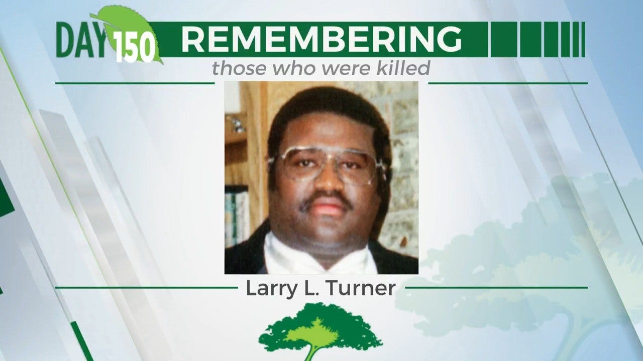 168 Day Campaign: Larry L. Turner