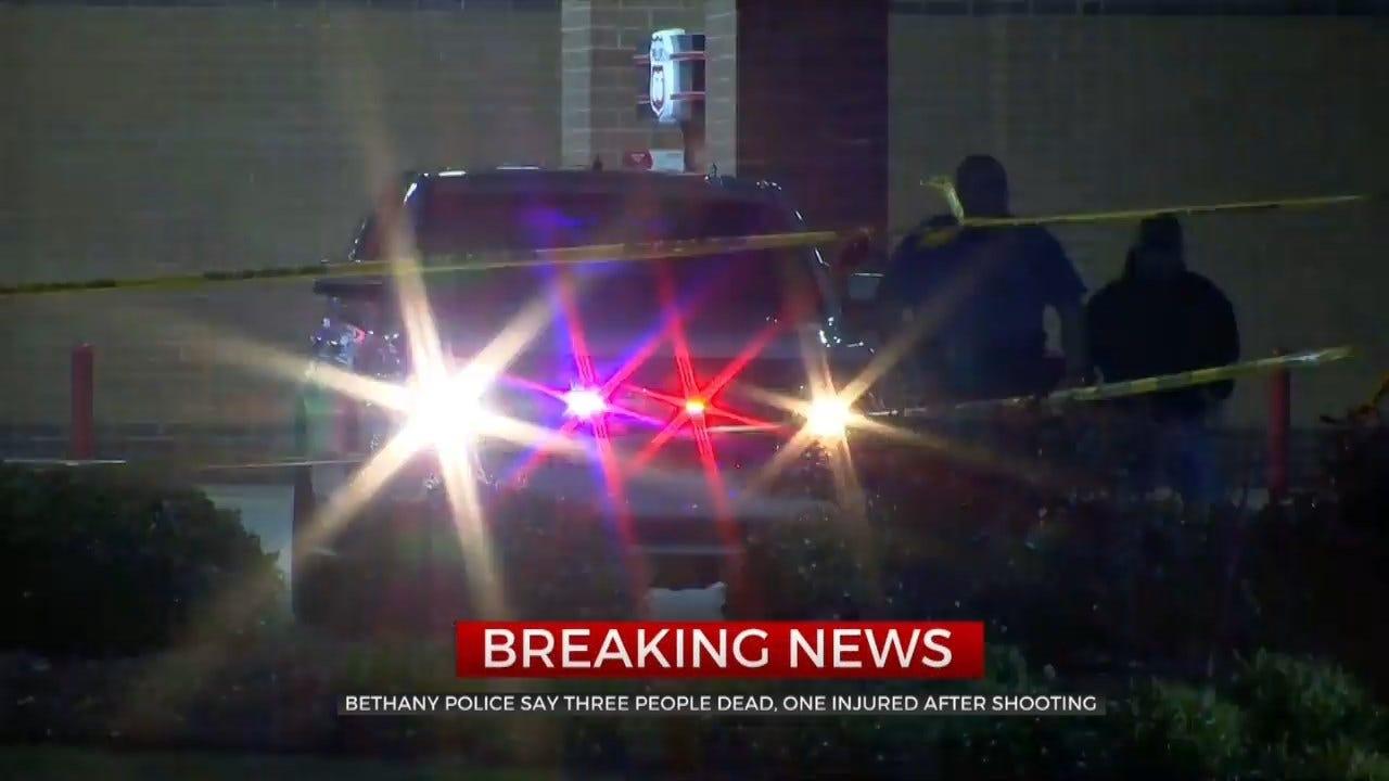 3 Dead, 1 Hurt In Double Murder-Suicide in Bethany