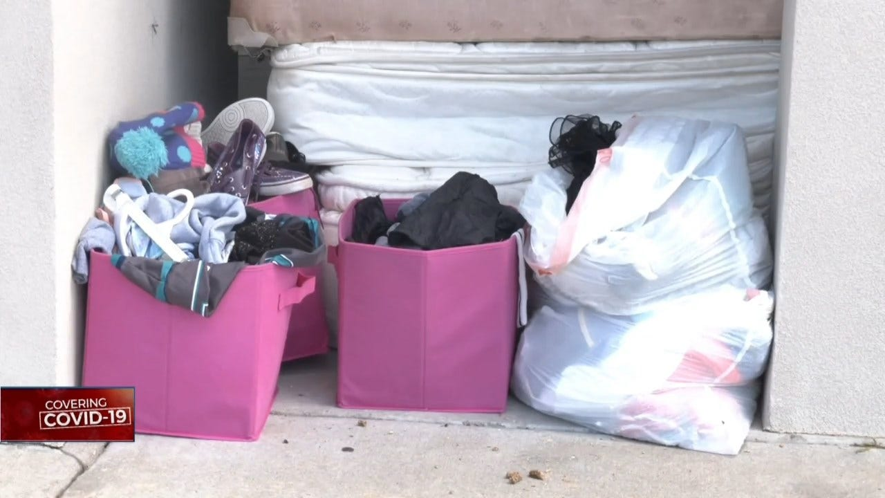 Dumped Donations Cause Problems For Some Local Thrift Stores